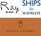 RayBEAMS SHIPS for women UNITED ARROWS